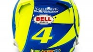 MotoGP: Lando Norris disguises himself as Valentino Rossi at Monza