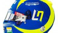 MotoGP: Lando Norris si traveste da Valentino Rossi a Monza