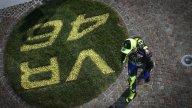 MotoGP: TUTTE LE FOTO. Il trionfo di Rossi fra le vie di Tavullia