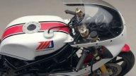 MotoAmerica: Wayne Rainey presenta una YZF-R1 Custom a  Jay leno