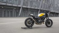 Moto - News: Ducati Scrambler: il kit di Bad Winners la trasforma in flat tracker
