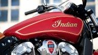 Moto - News: Indian Scout 100th Anniversary e Twenty: due modelli per il centenario