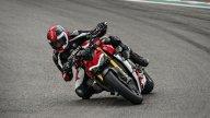 Moto - News: Ducati Streetfighter V4, svelata la naked più attesa: 208 cv e 178 kg