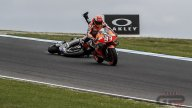 """MotoGP: Vinales: """"Sono caduto, non mi interessava il secondo posto"""""""