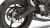 Moto - News: Nuova Kawasaki Ninja 650 2020, la sportiva media si rinnova