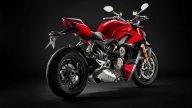 Moto - News: Ducati Streetfighter V4, la superbike si spoglia