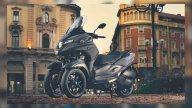 Moto - News: Yamaha Tricity 300, svelato al Salone di Tokyo