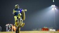 MotoGP: Valentino Rossi vince l'Americana al Ranch! Sul podio Manzi e Marini