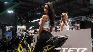 """Moto - News: Le ragazze di EICMA 2019 """"fronte-retro"""" [PHOTOGALLERY]"""