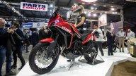Moto - News: Moto Morini X-Cape, media per l'avventura