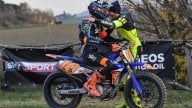 """MotoGP: 100 Km, Rossi: """"Io e Luca abbiamo vinto perché non abbiamo mollato"""""""