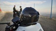Moto - News: Shark Spartan GT Carbon Skin: lo sport touring, arriva con Babbo Natale