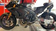 SBK: Jerez: Ecco la Honda di Alvaro Bautista e Rea fa la spia