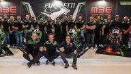 SBK: Il team Puccetti si presenta e vuole stupire ancora