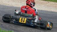 MotoGP: Marc Marquez mette alla prova la sua spalla sul kart