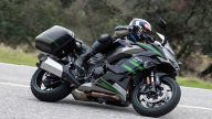 Moto - Test: Kawasaki Ninja 1000 SX 2020 - TEST