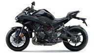 Moto - News: Kawasaki porta in pista la nuova Z H2 [VIDEO]