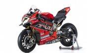 SBK: FOTO. Ecco le Ducati Panigale V4R 2020 di Redding e Davies