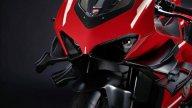 Prodotto - News: Ducati Panigale V4 Superleggera: tutte le foto della moto da sogno
