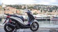 Prodotto - Test: Prova Piaggio Medley 125 e 150 2020: il ruote alte di mezzo si rinnova