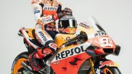 MotoGP: Per Marc e Alex Marquez foto di famiglia sulla Honda MotoGP