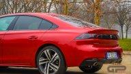 : Prova Peugeot 508 - Esterni ed Interni