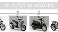 Moto - Scooter: Honda SH 125 – 150 2020, poteva rifarsi il trucco, è tutto nuovo