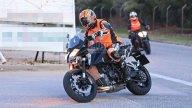 Moto - News: KTM 1290 Super Duke GT 2021: la sport-tourer austriaca in fase test