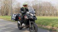 Moto - Test: Prova Benelli TRK 502 X, piccola solo nel prezzo