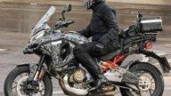 Moto - News: Ducati Multistrada V4: avvistato nuovamente il prototipo