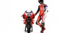 MotoGP: Ecco le Ducati Pramac di Bagnaia e Miller firmate Lamborghini