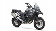 Moto - News: Benelli TRK 502 X 2020, la adventure pesarese si rinnova