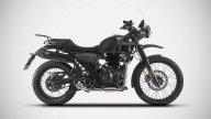 Moto - News: Zard, nuovi scarichi per Royal Enfield