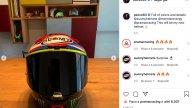 MotoGP: Non solo virtuale: Bagnaia ci riporta in pista con il suo nuovo casco
