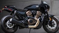 Moto - News: Harley-Davidson, in arrivo flat tracker e cafe racer