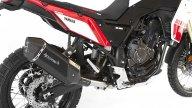 Moto - News: HP Corse, due nuovi scarichi per Yamaha Ténéré 700