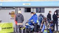 MotoGP: Allenamento tra le nuvole per Rins e Rabat