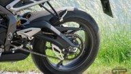 Moto - Test: Prova Triumph Street Triple RS 2020, si evolve grazie alla MOTO2