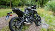 Moto - Test: Prova Kawasaki Z650 2020: è sempre lei, ma rinnovata e più moderna