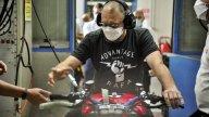 Moto - News: Ducati Superleggera V4: la consegna della 001 di 500