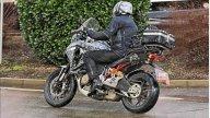 Moto - News: La Ducati Multistrada V4 fotografata nelle ultime fasi di sviluppo