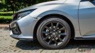 Auto - Test: Prova Honda Civic, design sportivo per gente sportiva