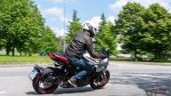 Moto - Test: Prova Suzuki Katana Jindachi 2020: un viaggio nel passato