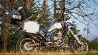 Moto - News: Honda Africa Twin 1100: arriva l'AirTender di Umbria Kinetics