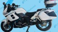 Moto - News: Benelli BJ 1200, le foto-spia della maxi GT a tre cilindri