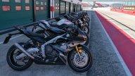 Moto - Test: Triumph Daytona Moto2 765 Limited Edition, prime impressioni a Misano