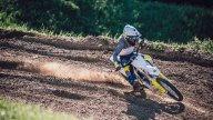 Moto - News: Husqvarna lancia la nuova gamma motocross 2021