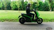 Moto - Test: Video prova Silence S01 2020: lo scooter elettrico con il trolley