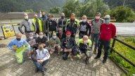 Moto - News: Moto Guzzi V85 TT e Franco Picco alla Alps Tourist Trophy
