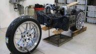 Moto - News: Follie: Madboxer, la moto con motore boxer Subaru Impreza WRX